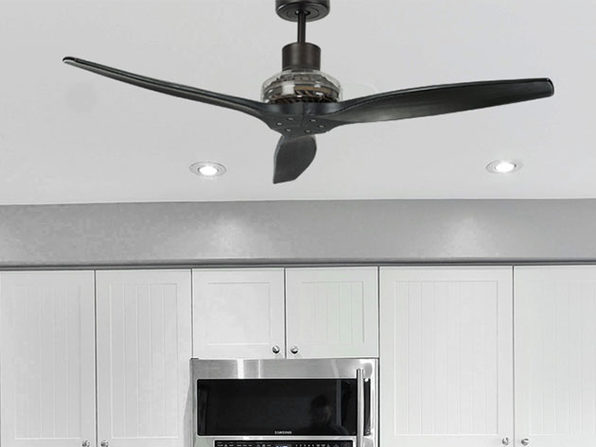 "Star Proppeller 52"" Indoor Outdoor Ceiling Fan"
