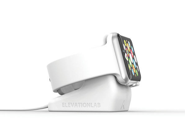 NightStand for Apple Watch (White)