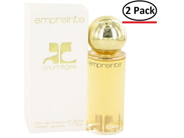 EMPREINTE by Courreges Eau De Parfum Spray 1.7 oz for Women (Package of 2) - Product Image