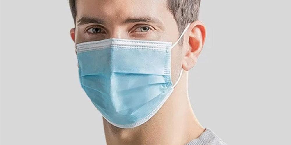 FDA-Registered 3-Ply Face Masks, on sale for $16.99 (65% off)