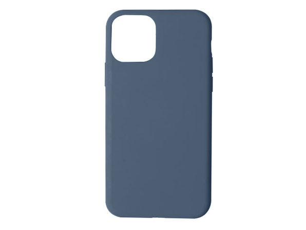 iPhone 12 Pro Max Protective Case Dark Blue - Product Image
