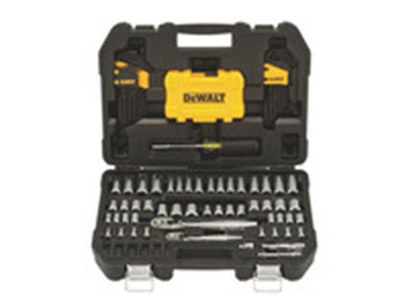 DEWALT DWMT73801 Drive Mechanics Tool Set, 108 Piece - Product Image