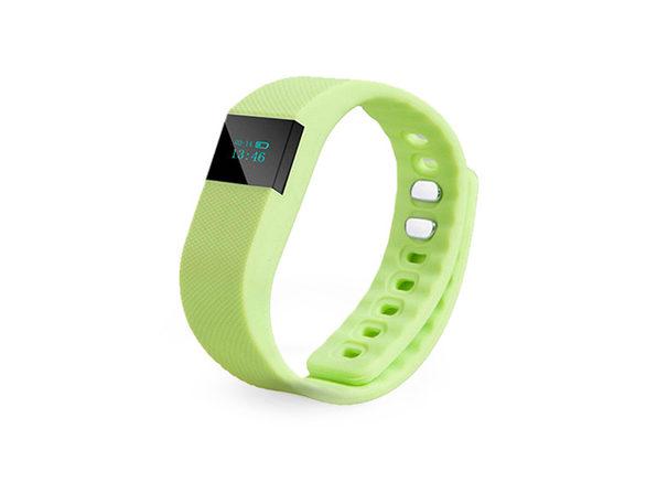Fitness Activity Tracker Smart Wristband (Green)