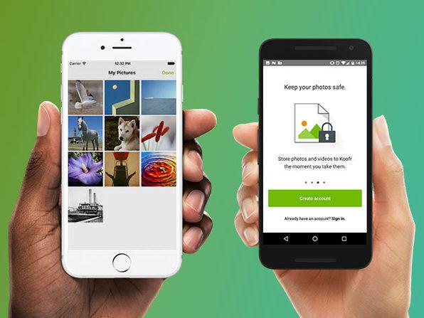 Koofr 100GB Storage Plan: 3-Yr Subscription