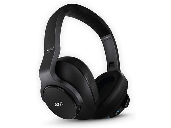 Samsung AKG M2 Over-Ear Foldable Wireless Noise Cancelling Headphones - Black (Used, Open Retail Box)