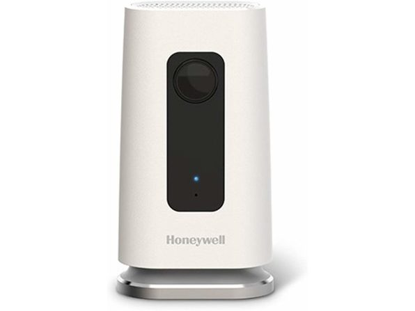Honeywell Home RCHC4100WF1002/W C1 Indoor Wi-Fi Security Camera,Small - White (Distressed Box)