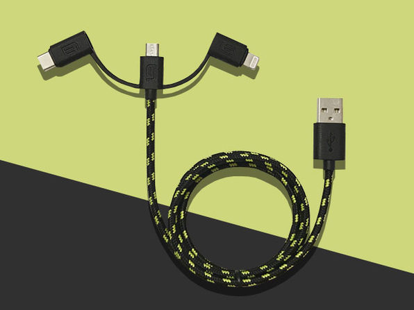 Triton 3-in-1 Cable - 1M - Product Image