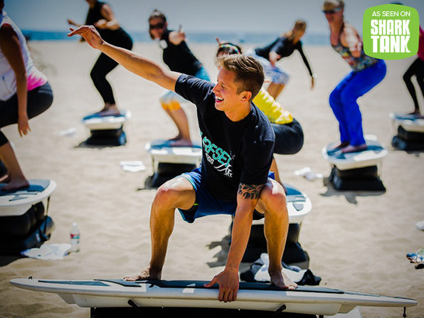 SurfSet Fitness, The RipSurfer X - Product Image