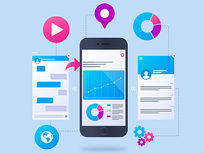 The Complete Mobile App Development Course with Flutter - Product Image