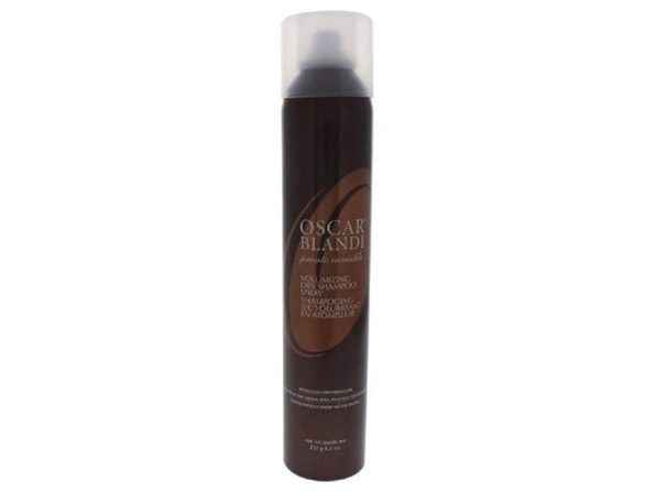 Oscar Blandi 49066 Pronto Invisible Volumizing Dry Shampoo Spray, 8.2 Ounce - White