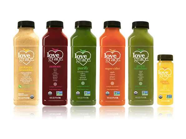 Love juice all day