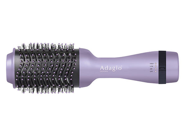 Adagio Blower Brush (Lavender/2-Pack)