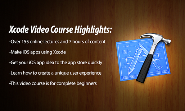 The Ultimate Xcode For iOS Apps Course - Product Image