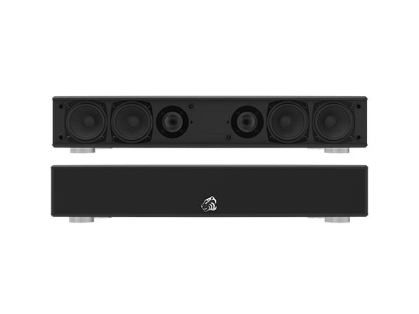 AMOY I Bluetooth 2.0 Channel Soundbase System with HDTV Antenna