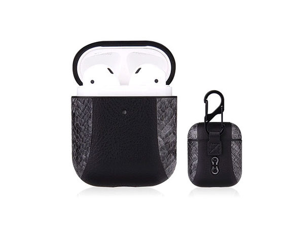 iPM PU Leather Protective Case for AirPods®
