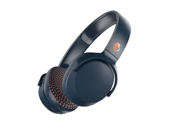 Skullcandy Riff Wireless™ On-Ear Headphones (Blue/Sunset)