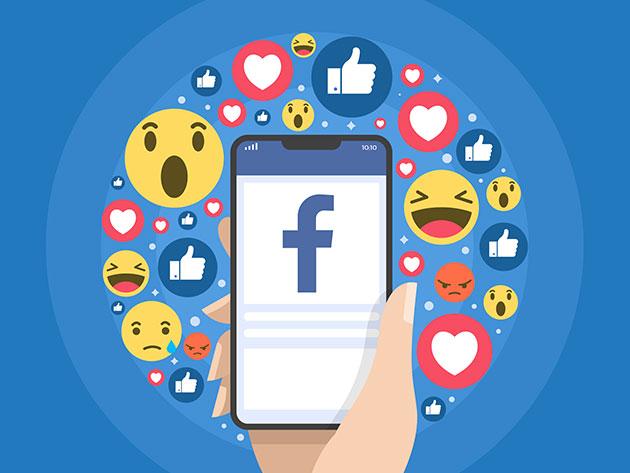 Facebook Ads & Facebook Marketing Mastery Course | Mashable Shop