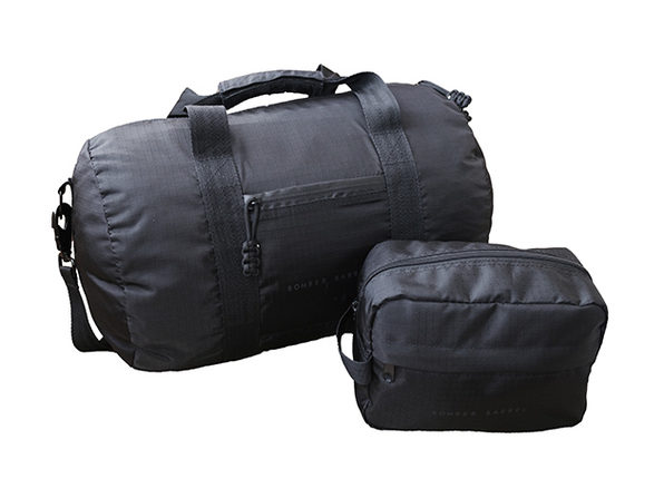 Bomber Barrel Duffel Bag Complete Set