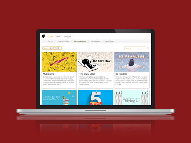 Stack Social Deal for Readitfor.me Standard Plan Lifetime Membership