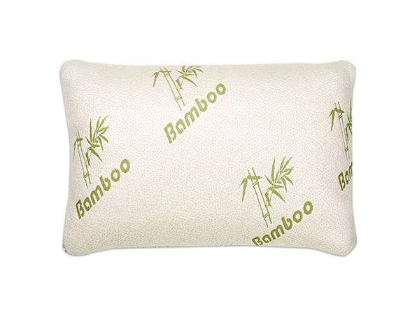Shredded Memory Foam Bamboo Pillow