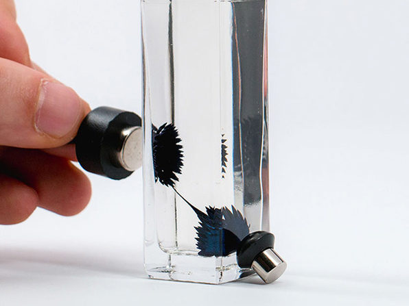 Motion Ferrofluid Liquid Desk Sculpture (30ml Blue)