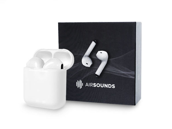 AirSounds True Wireless Earbuds: 2-Pack
