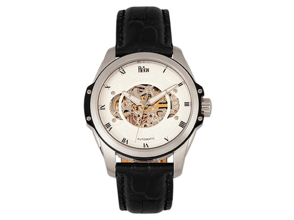 Reign Henley Automatic Men's Watch (Black/White)