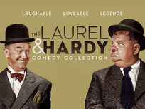 Laurel & Hardy Comedy Bundle - Product Image