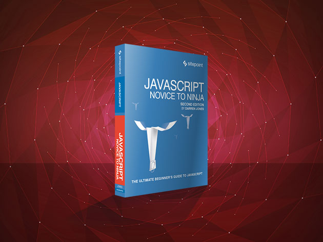 Get Lifetime Access to 16 Best-Selling JavaScript Books & 30 Hours of Course Content to Start Building Your First Websites