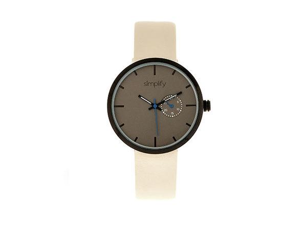 "Simplify ""The 3900 Series"" Men's Quartz Watch (Model 3905)"