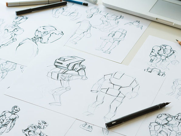 Ultimate Character Drawing and Design 12 Course Bundle - Product Image