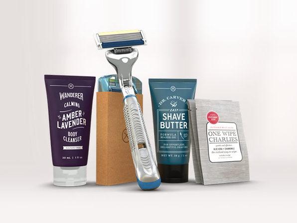 free dollar shave club offer 5 starter set stacksocial