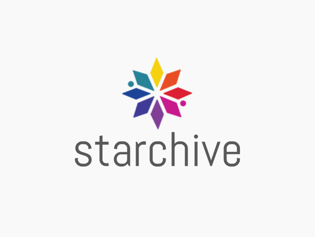 Teaser for Starchive 1TB Cloud Storage: Lifetime Subscription
