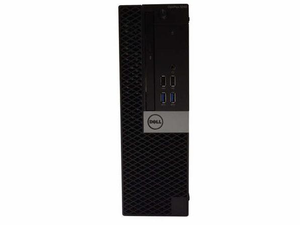 Dell Optiplex 5040 Desktop PC, 3.2GHz Intel i5 Quad Core Gen 6, 8GB RAM, 240GB SSD, Windows 10 Home 64 bit (Renewed)