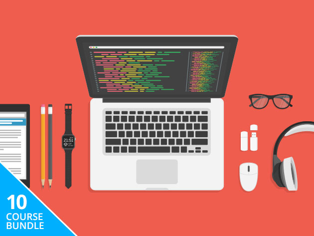 A Price You Pick Gets You 156 Hours of Premium Coding Instruction, From Python to Ruby & Everything In Between