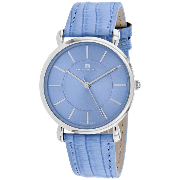 Oceanaut Women's Alma Blue Dial Watch - OC2212 - Product Image