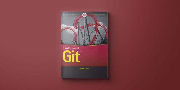 Professional Git - Product Image