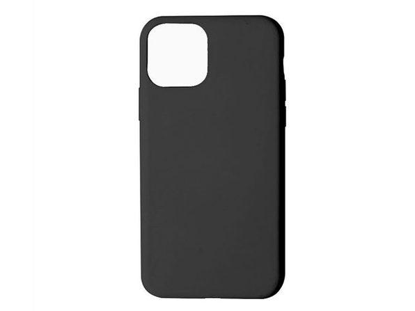 iPhone 12 mini Protective Case Black - Product Image