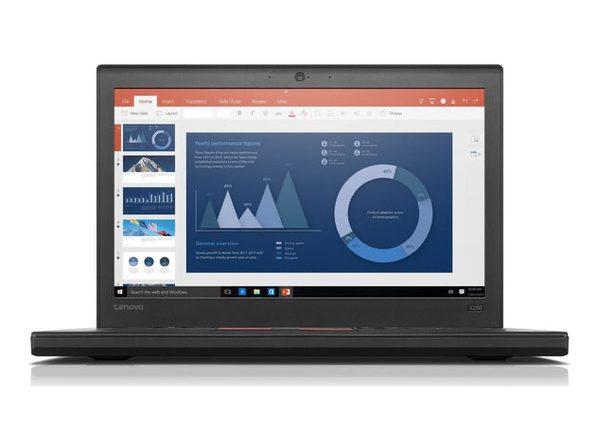 "LENOVO Thinkpad X260 12"" Laptop, 2.4GHz Intel i5 Dual Core Gen 6, 8GB RAM, 180GB SSD, Windows 10 Professional 64 Bit (Renewed)"
