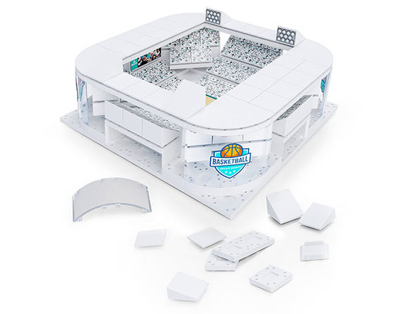 ARCKIT® Multi-Stadium Model Building Kit (Volume 2)