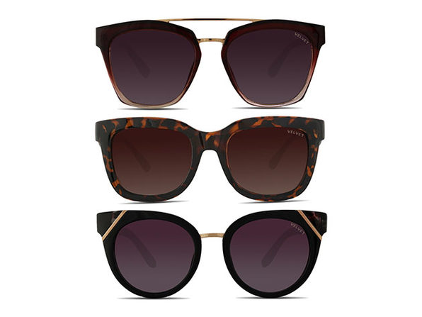 Velvet Eyewear® Sunglasses Style Box (Glam Collection)