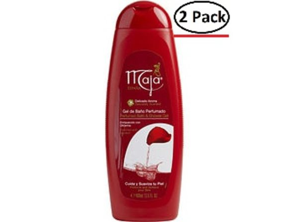 Maja By Myrurgia Shower Gel 13.5 Oz For Women (Package Of 2) - Product Image