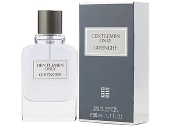 GENTLEMEN ONLY by Givenchy EDT SPRAY 1.7 OZ