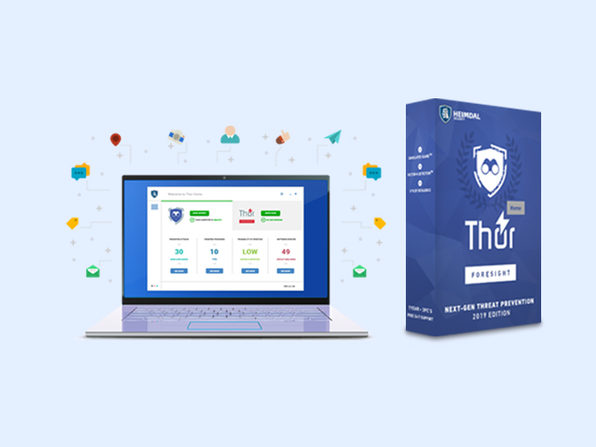 Heimdal Thor Foresight Home PC Malware Protection: Lifetime Subscription
