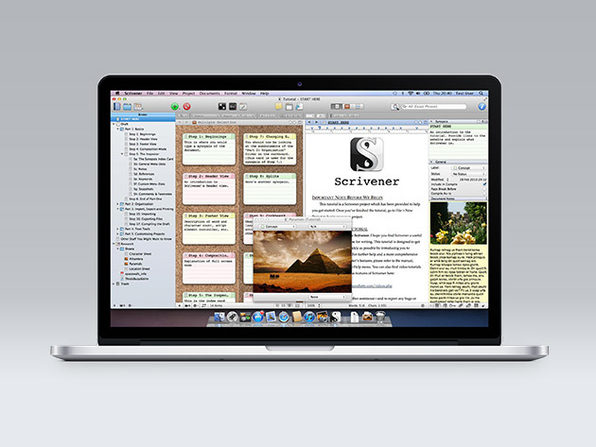 Scrivener 2 For OS X - Product Image