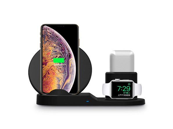 iPM 3-in-1 Wireless Charging Station
