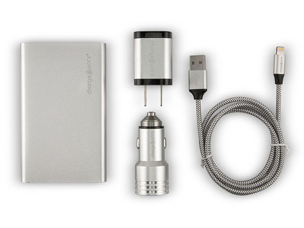 MFi Certified Complete Charging Collection (Silver)