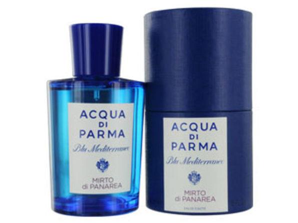 ACQUA DI PARMA BLUE MEDITERRANEO by Acqua Di Parma MIRTO DI PANAREA EDT SPRAY 5 OZ for MEN  100% Authentic - Product Image