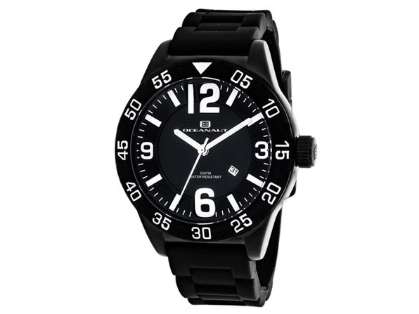 Oceanaut Men's Black Dial Watch OC2710