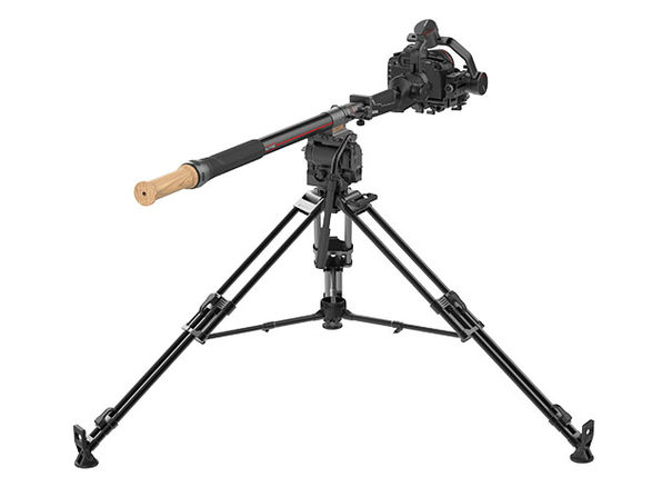 MOZA Slypod 2-in-1 Monopod & Rotation Slider for Camera